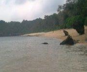 """Balekambang beach"""" title="""