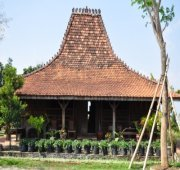 Joglo House in Malang