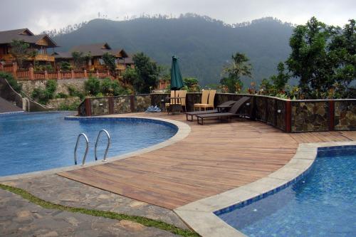 Swimming pools in Jambuluwuk