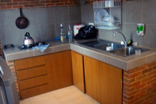 Kitchen in Jambuluwuk Batu
