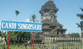 Candi Singosari in Malang