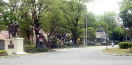 Jalan Pahlawan Trip in Malang
