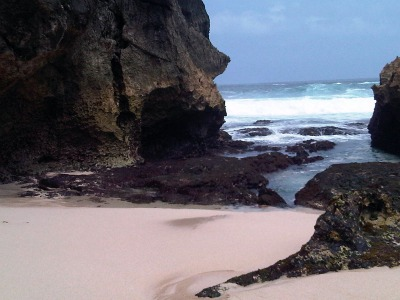 "Beaches in Sempu"" title="