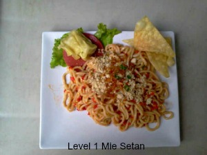 Level 1 of Mie Setan