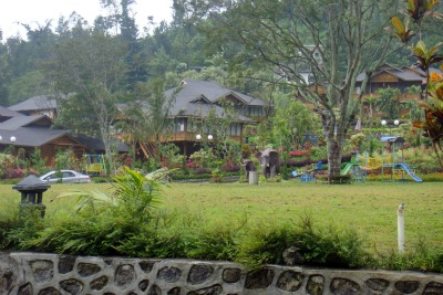 Playground at Jambuluwuk Batu
