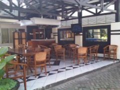 Restaurant at Wisma Jasa Tirta I