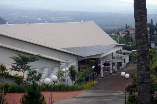 Sporthall in Jambuluwuk Batu