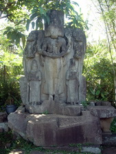Statue Dewi Parvati