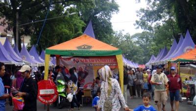 Sunday Market Malang