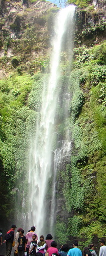 Coban Rondo Waterfal
