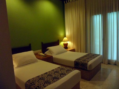 Deluxe room Hotel Tugu Malang